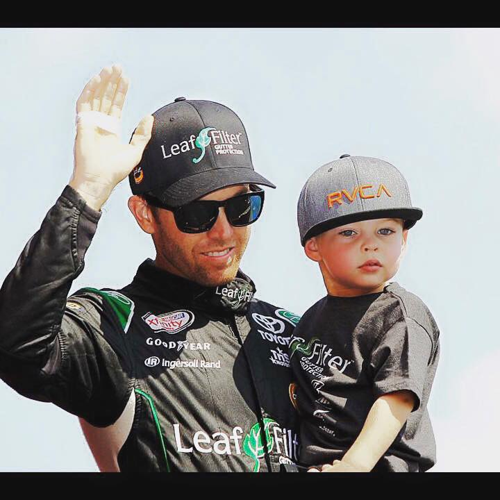 Blake Koch with Son_LeafFilter