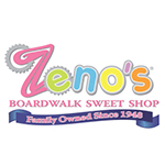 Zeno's Boardwalk Sweet Shop Daytona Beach