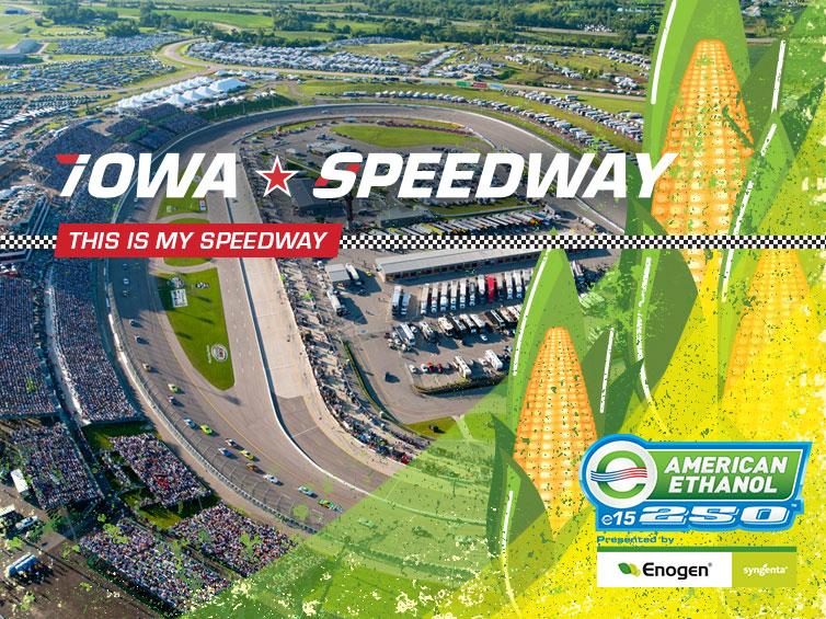 Iowa Speedway NASCAR XFINITY 2016
