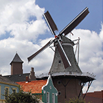 Vermeer Windmill and Historical Village Pella Iowa