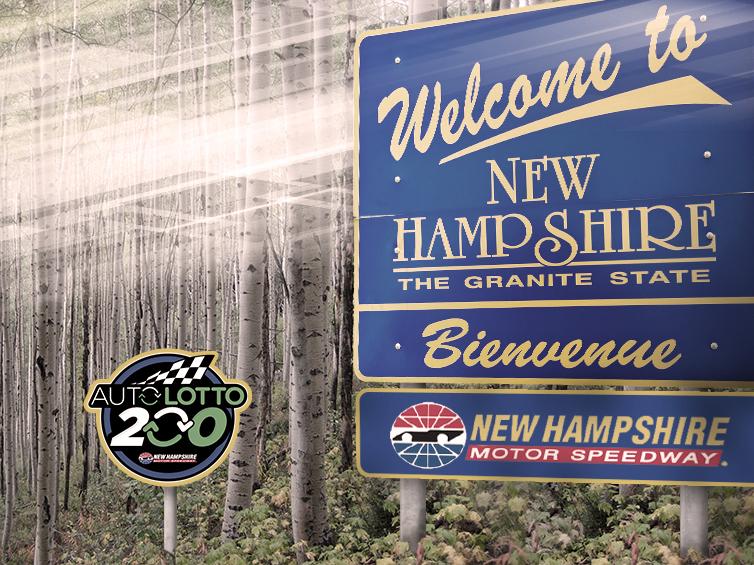 New Hampshire Speedway NASCAR XFINITY
