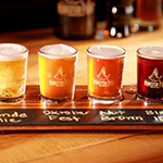 Rooster Fish Brewing in Watkins Glen, New York