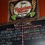 Holston River Brewing Bristol, TN