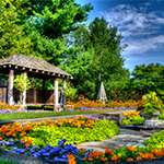 Kingwood Center Gardens Mansfield, Ohio