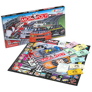 No race this week? NASCAR Monopoly makes for a fun game night with the family