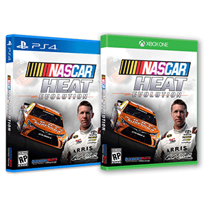 This NASCAR video game is fun for kids and adults, alike!