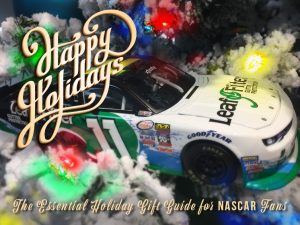 Finalize your holiday gift shopping list with this NASCAR gift guide