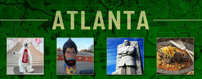 Pit Stop in Atlanta, GA