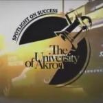 Matt Kaulig and University of Akron Spotlight on Success