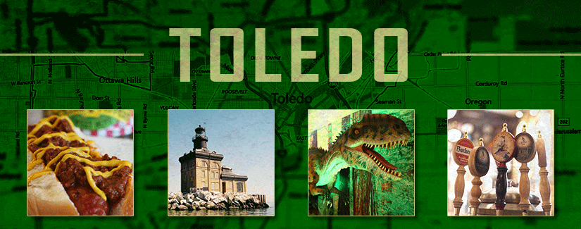 Get a warm Midwest welcome in Toledo, OH