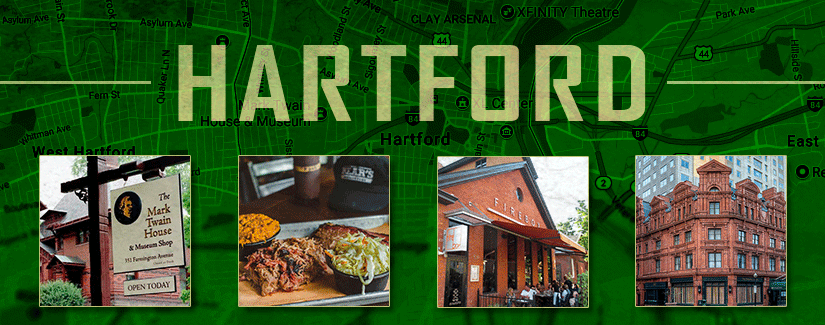 Last stop: Hartford