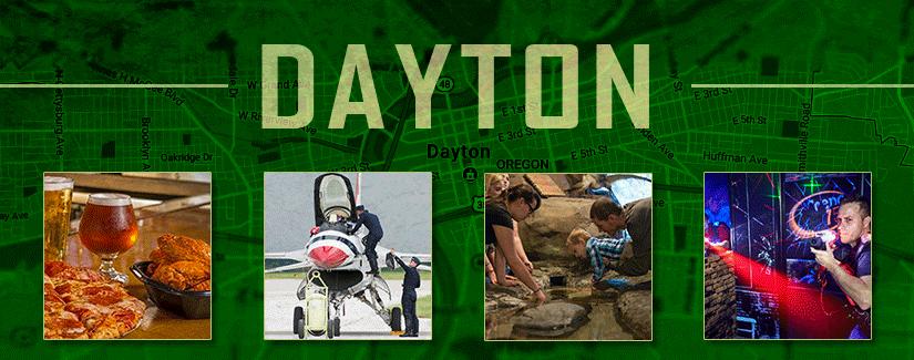 Last Stop: Dayton, OH