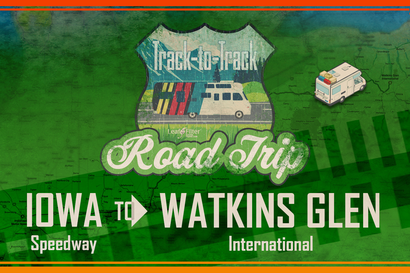 Track-to-Track Road Trip Part 6: Iowa Speedway to Watkins Glen International