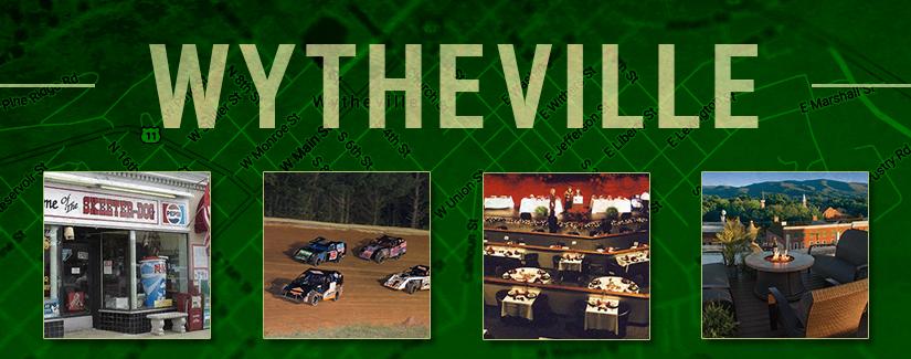 Last stop: Wytheville, VA